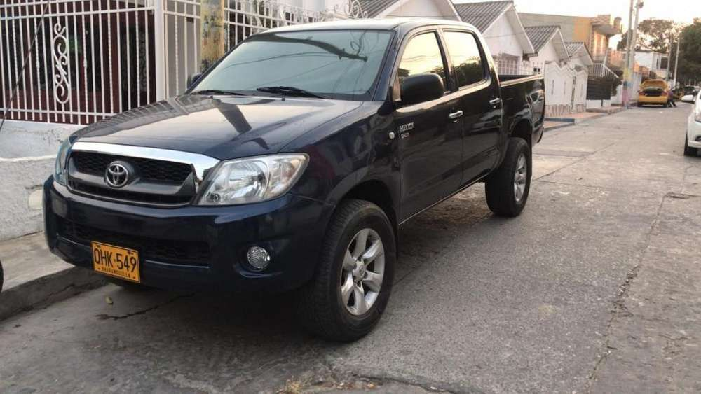 Toyota Hilux 2007 - 167000 km