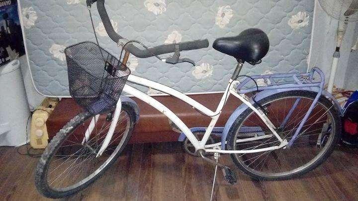 Bicicleta para Dama Rodado 26