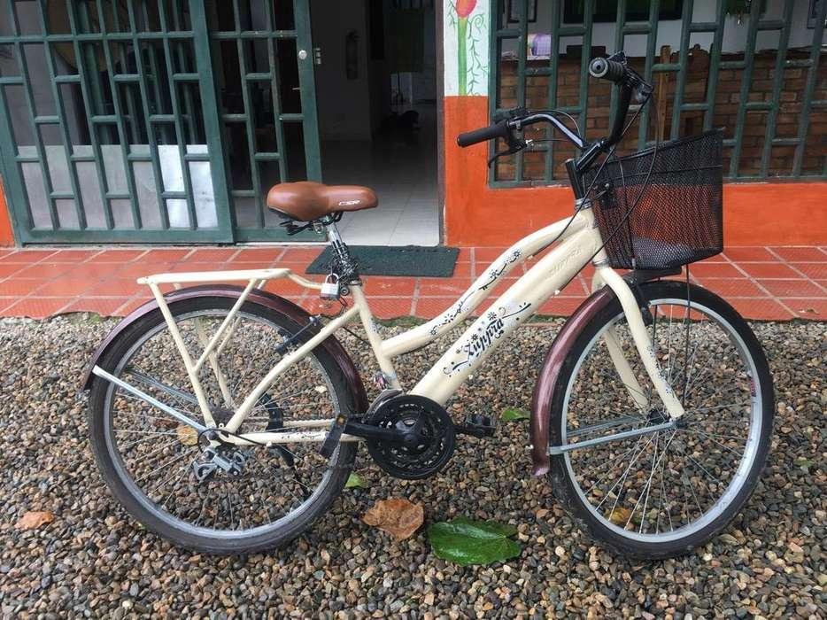 Vendo Bicicleta Vintage Marca Zuppra