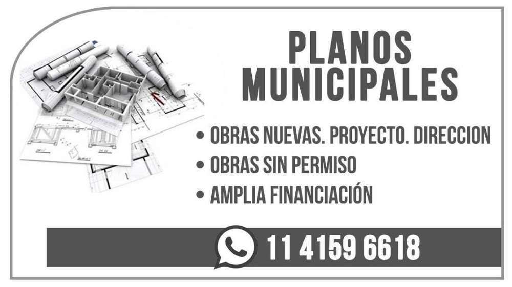 Planos Municipales Moron