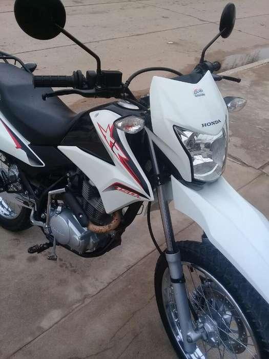 Vendo Honda Xr 150 Modelo 2018 Cn 6600km