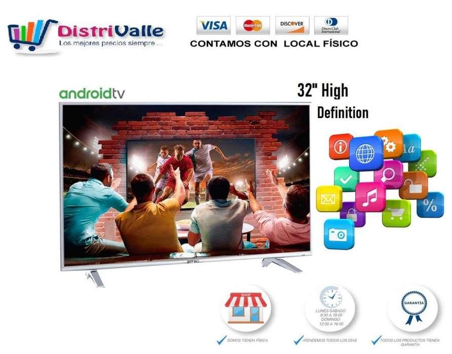 Smart Tv Zitro 32