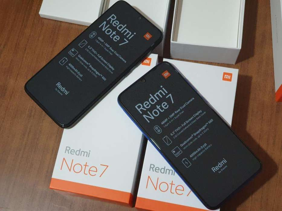Xiaomi Note 7 Global