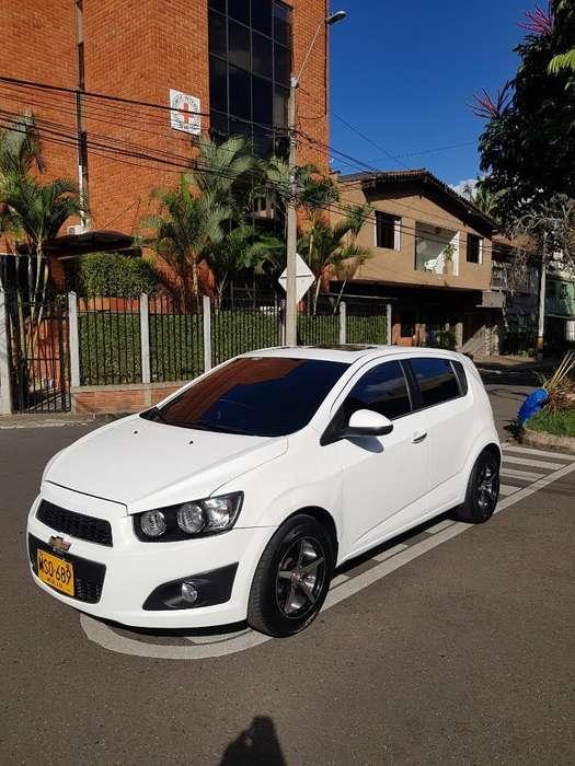 Chevrolet Sonic 2013 - 47000 km