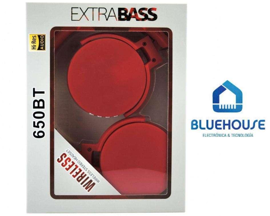 Auricular Extra Bass 650BT Bluetooth