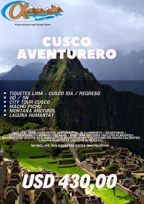 Machu Pichu CuscoMontañaLaguna