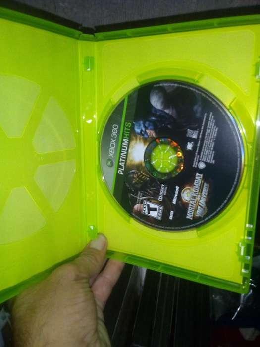 Mortal Kombat Vs Dc Xbox 360 Original