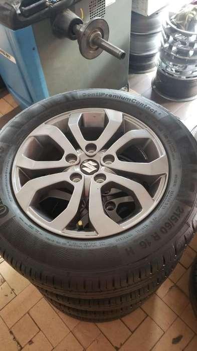 Rines 16 Suzuki Vitara Ligth