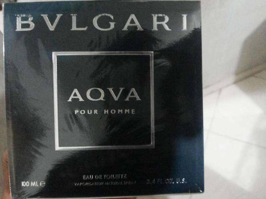 BVLGARI AQVA FOR MEN ORIGINAL GARANTIZADA.