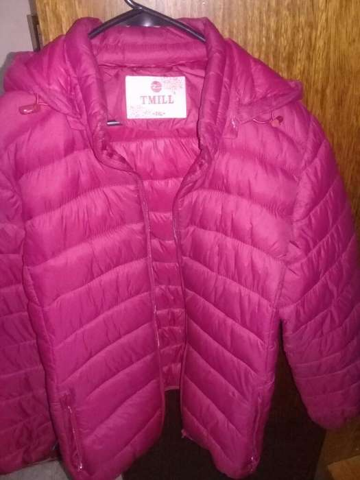 Campera Inflable <strong>mujer</strong> .poco Uso