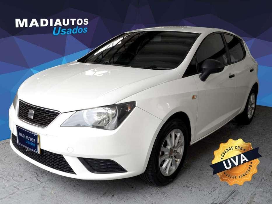 Seat Ibiza  2014 - 58760 km