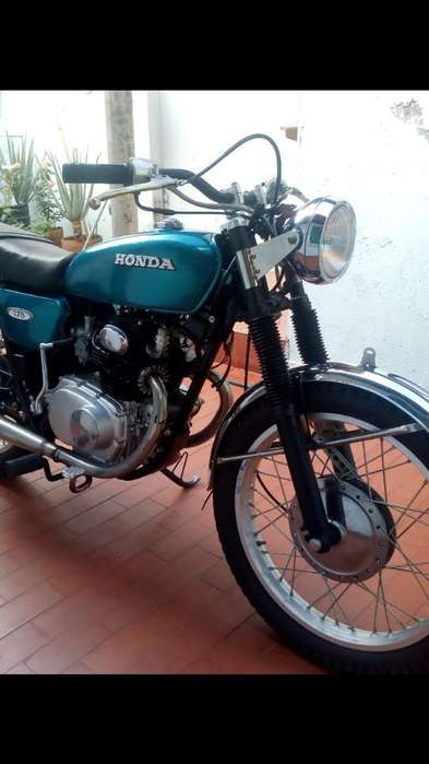 Honda Cb 175 Mod 1971
