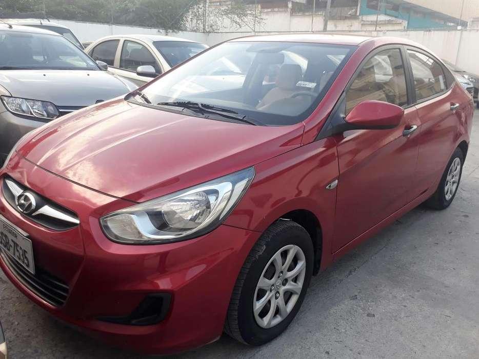 Hyundai Accent 2012 - 159700 km