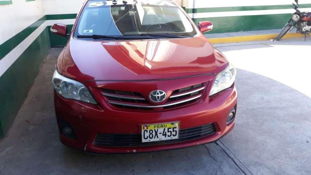 Toyota Corolla 2012 - 1 km