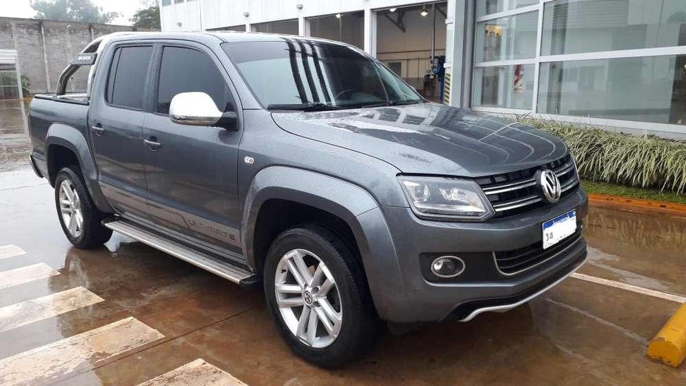 Volkswagen Amarok 2016 - 120500 km