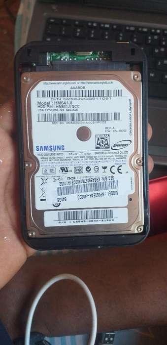 Disco Duro Samsung 640 Gigabyte Sata 3g