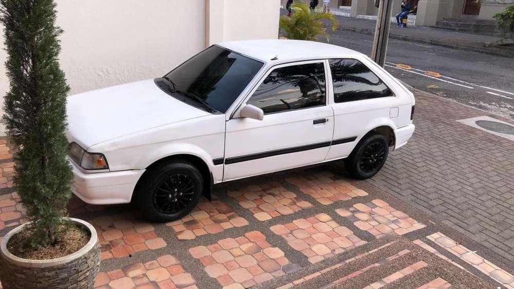 Mazda 323 1995 - 295000 km