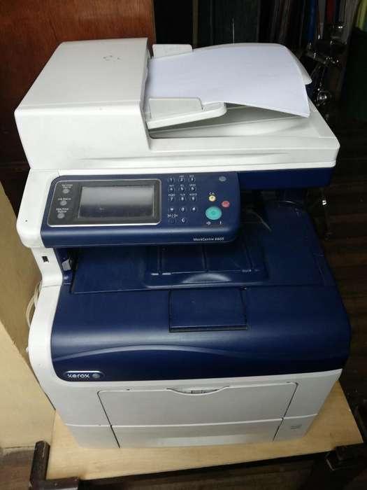 Xerox Workcentre 6605
