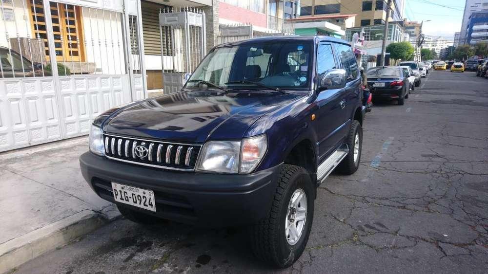 Toyota Prado 2004 - 280000 km
