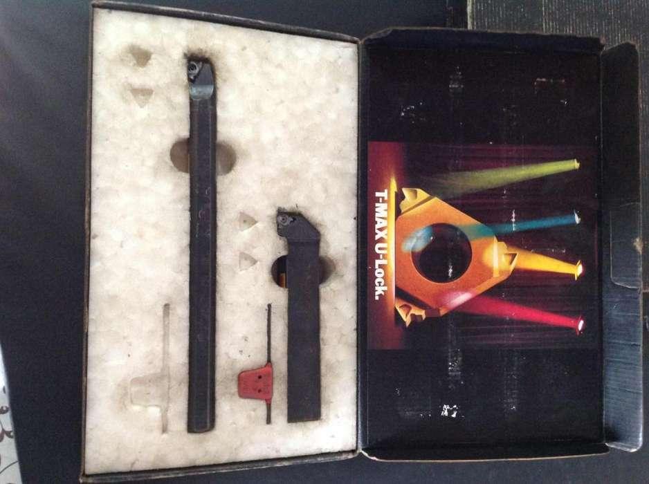 Porta herramientas para Roscado Sanvick T Max lock