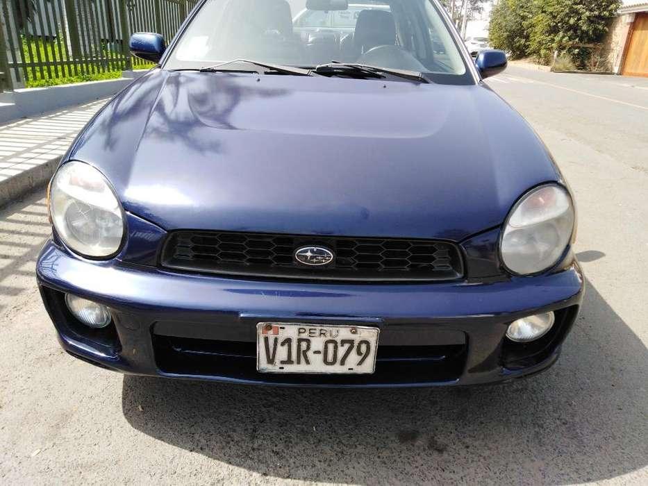 Subaru Impreza 2002 - 132000 km