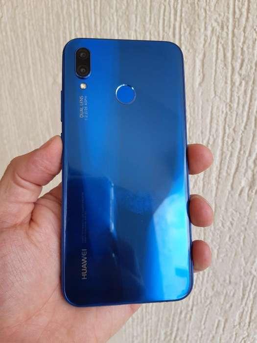 Huawei P20 Lite Azul Como Nuevo