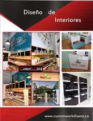 Diseño de interiores, Diseño de boutique, diseño Barras bar, Diseño de espacios, puntos de pago,recepciones,