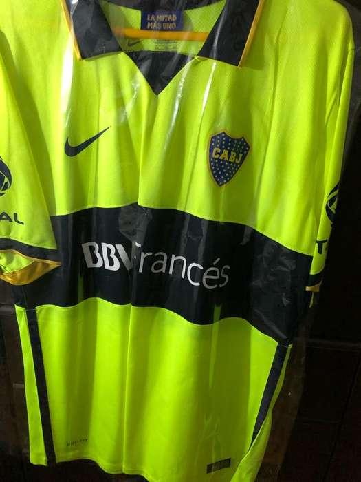 Camiseta Boca Alternativa 2014