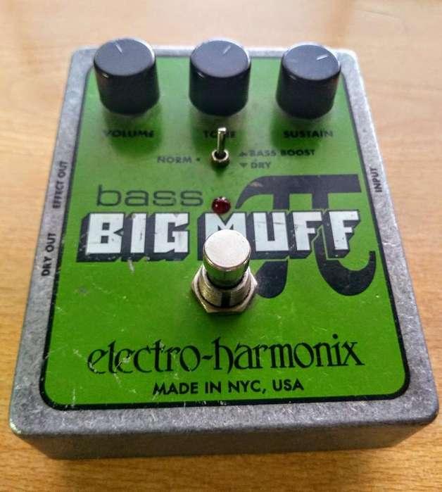 Big Muff Bass Pedal