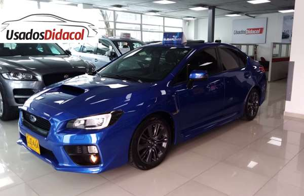 Subaru WRX 2015 - 19000 km