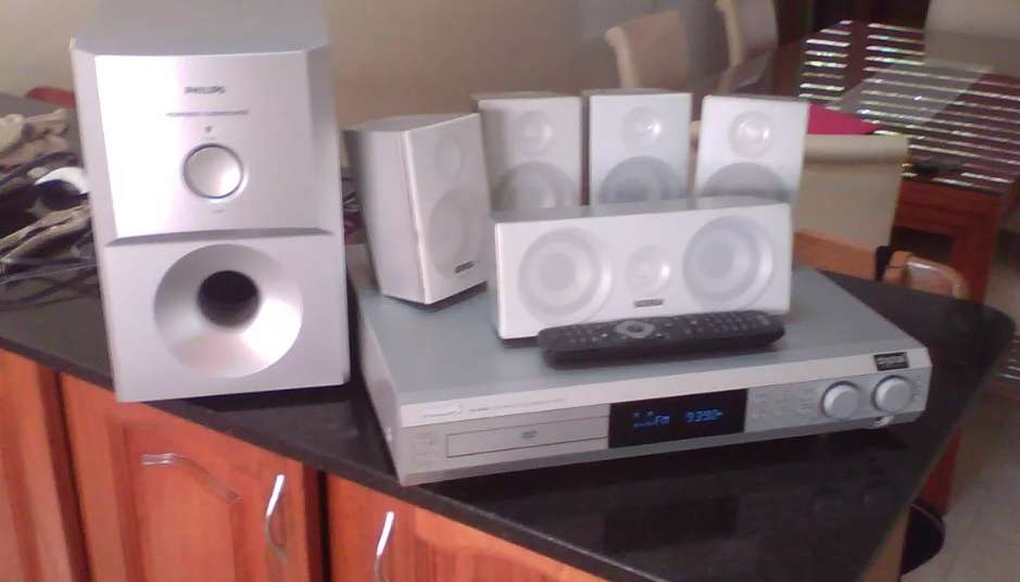 Home Theater Philips Mx 3600d