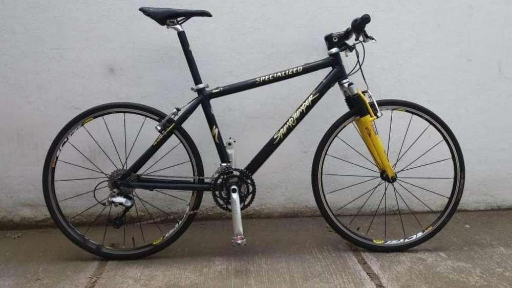 Bicicleta stump jumper specialized