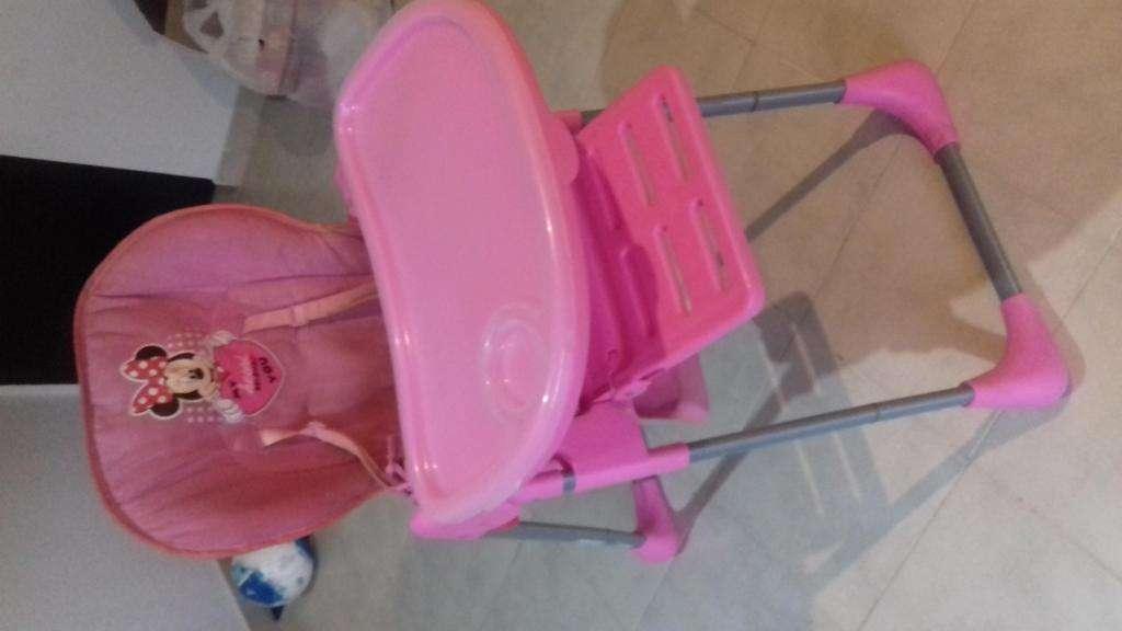 vendo silla de bebe