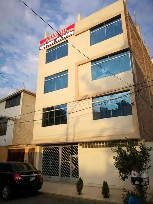 Se vende Departamento de 68 m2 en la Urbanizacion Las Casuarinas-- Trujillo