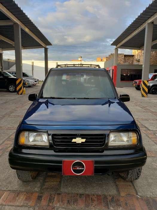 Chevrolet Vitara 2003 - 1000 km