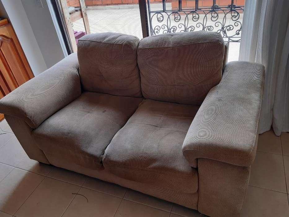2 Sofas de 2 Y 3 Puestos