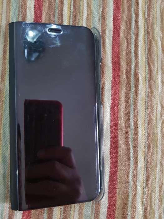 Flip Cover Tipo Espejo Huawei P20 Lite