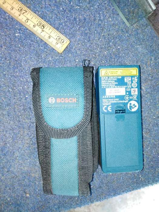 Medidor Láser Bosch Glm30
