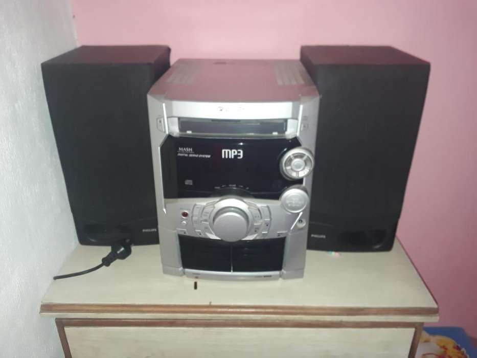 Equipo de Musica Panasonic