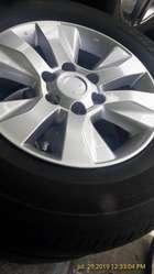 Vendo Rines 17 de Toyota con Llantas