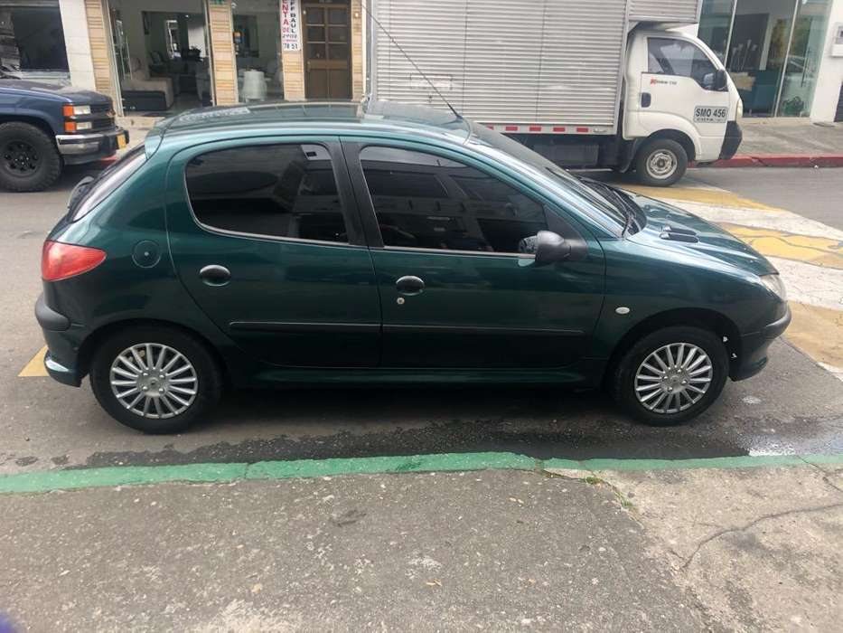 <strong>peugeot</strong> 206 2005 - 135000 km