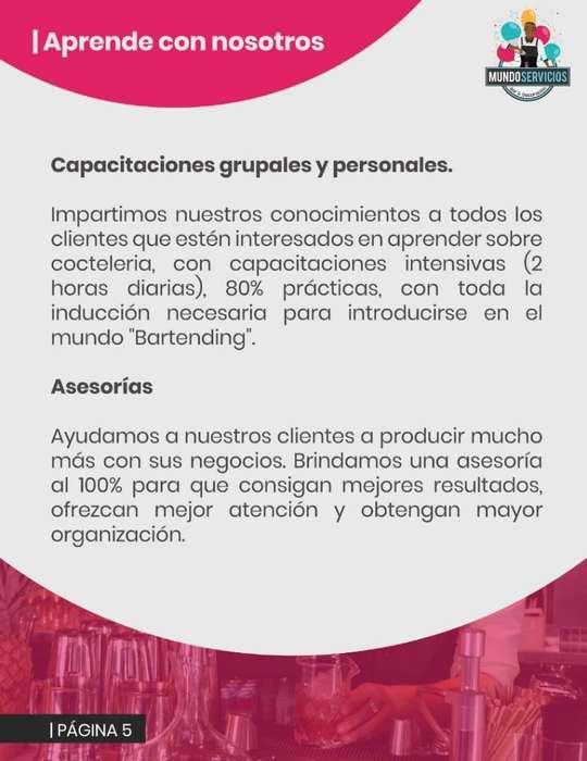 Capacitaciones Y Asesorías # 3003816367