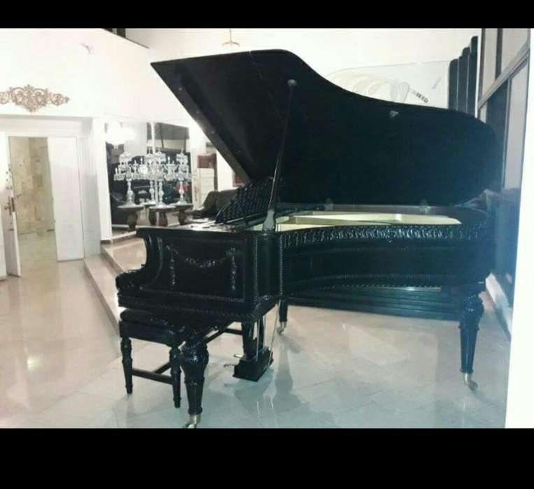 Hermoso Piano de Colección Clásico Alema