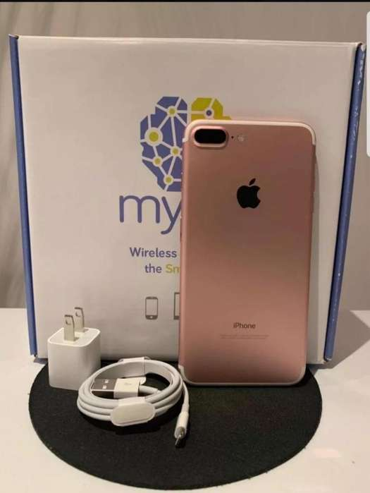 iPhone 7 Plus 32 Gb con Caja