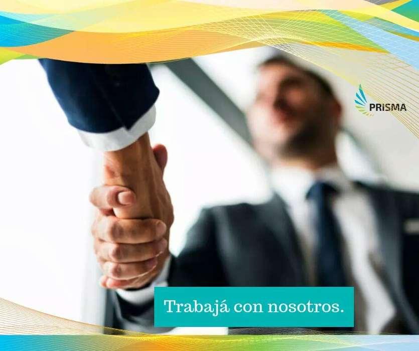 Contratación para Prisma Asesoramiento Financiero