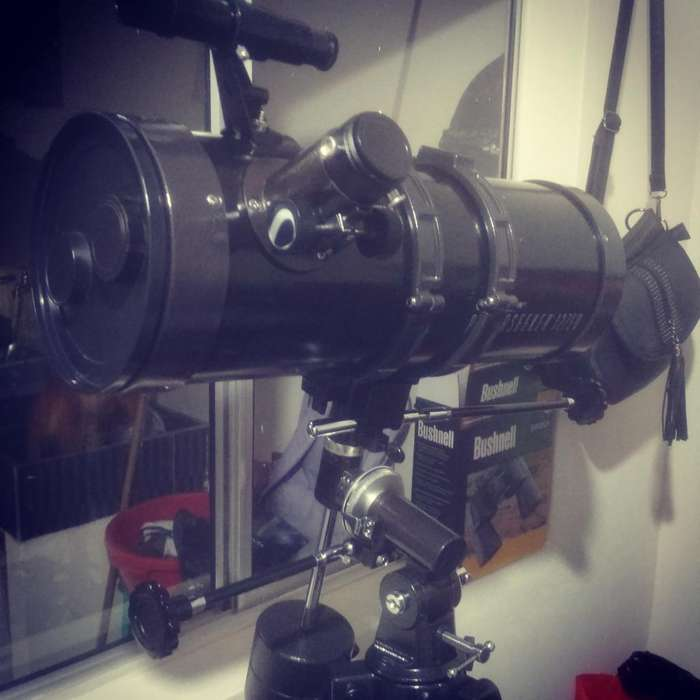 Cambio Telescopio a Gimnasio Multifuncio