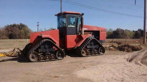 Vendo Tractor Case 9370 Modelo 2000