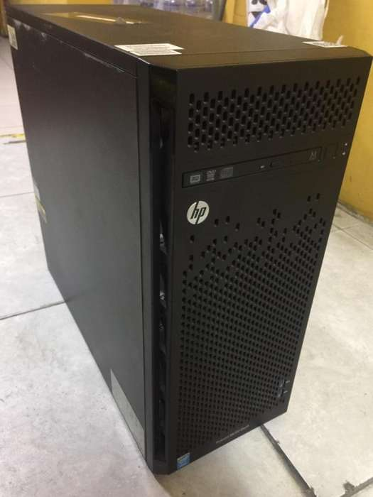 Servidor Hp Proliant Ml110 Gen9,intel Xeon E52603v3,8gb,1tb