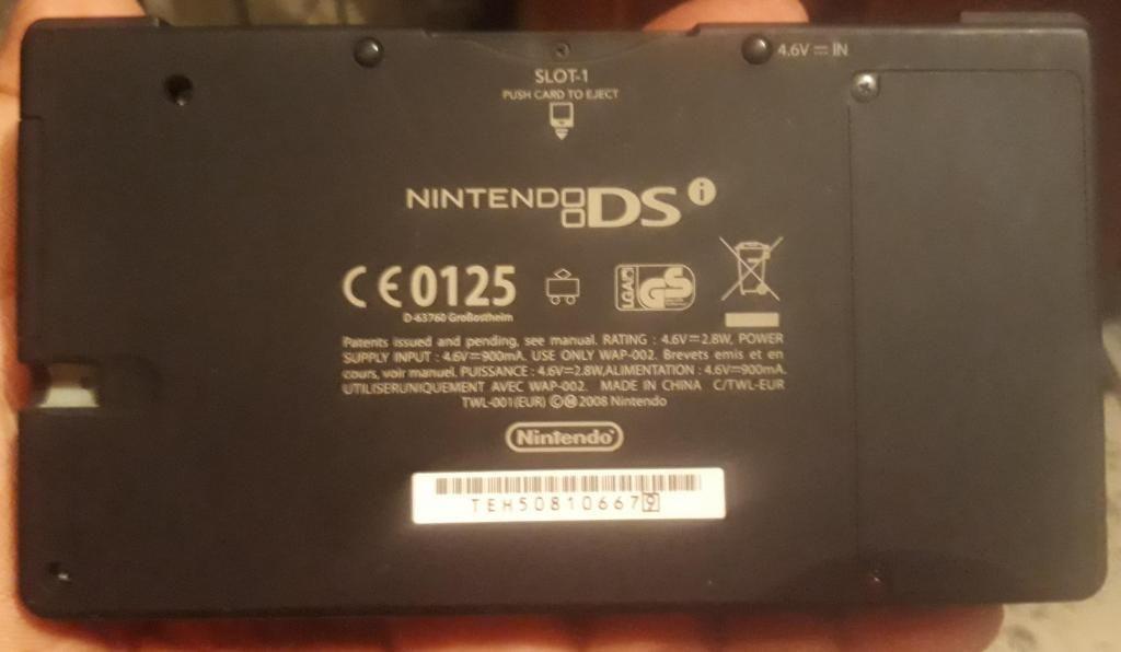 Nintendo DSi excelente estado