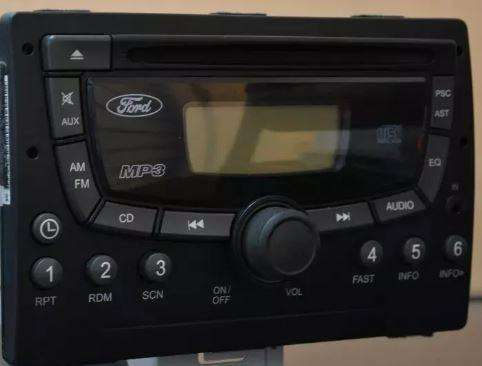 STEREO <strong>ford</strong> RANGER 2008